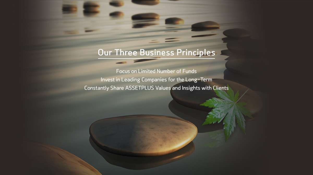 Our Three Business Principles
